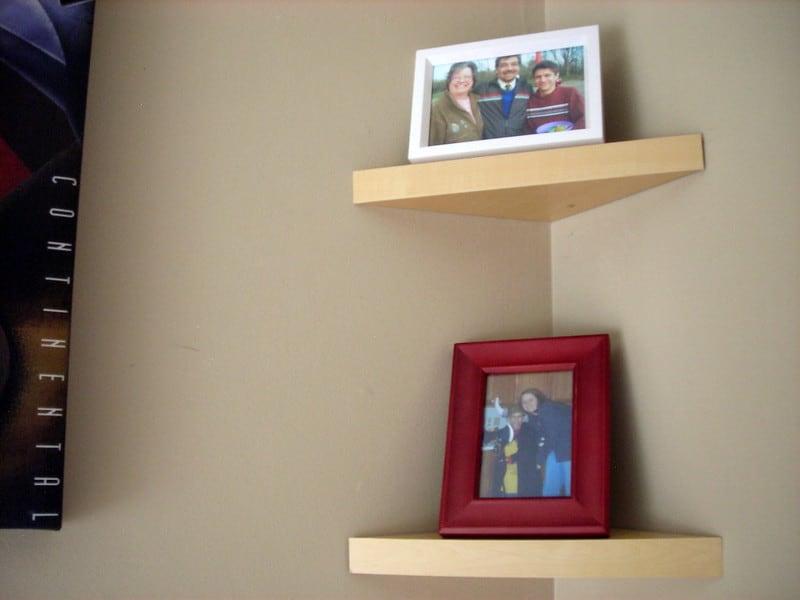19 Corner Shelves