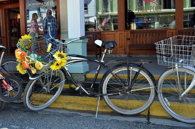 2 Bicycle Basket