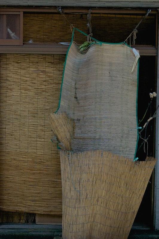3 Bamboo Blinds