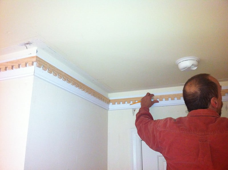 3 Crown Molding