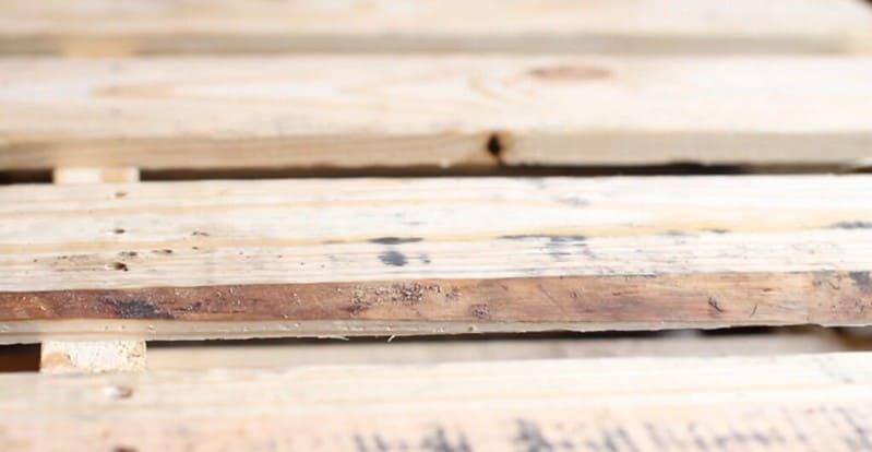 4 Pallet Boards