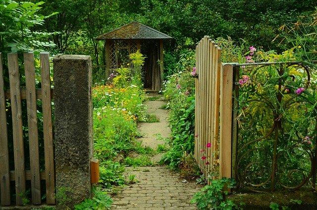 5 Cottage Garden