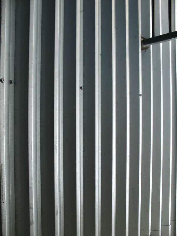 7 Corrugated Metal
