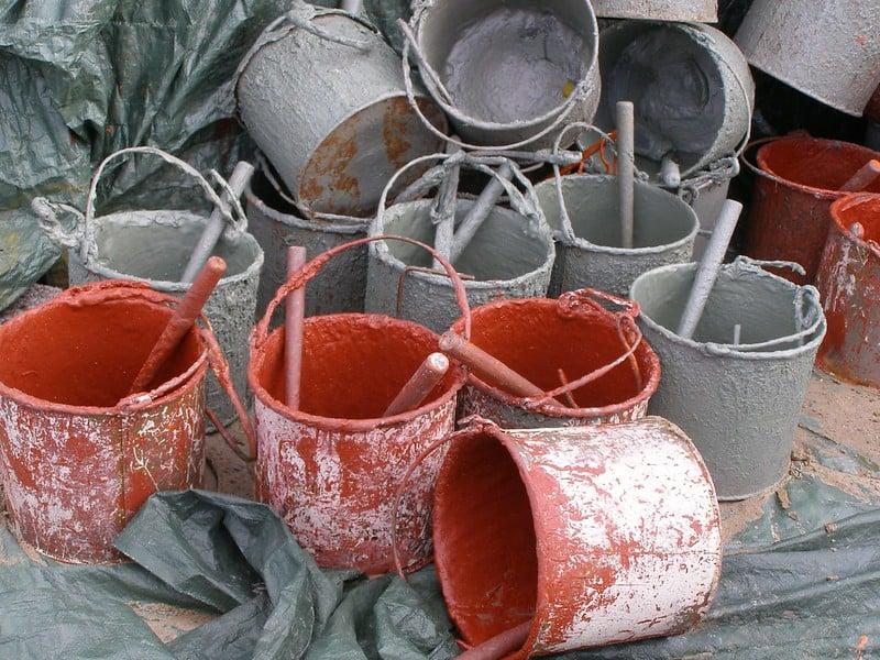 7 Paint Buckets