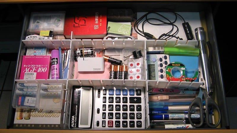8 Drawer Organizer