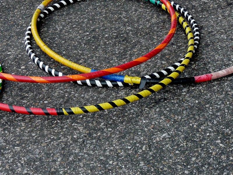 9 Hula Hoop