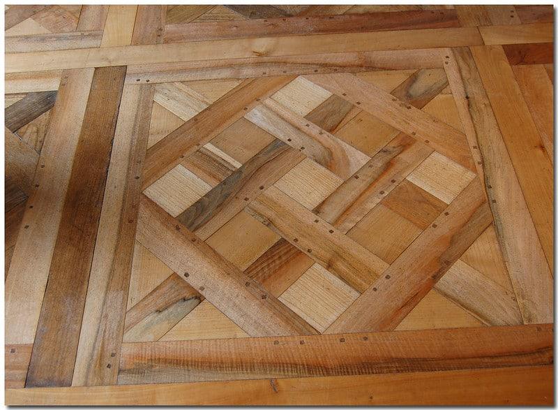 9 Wood Parquet