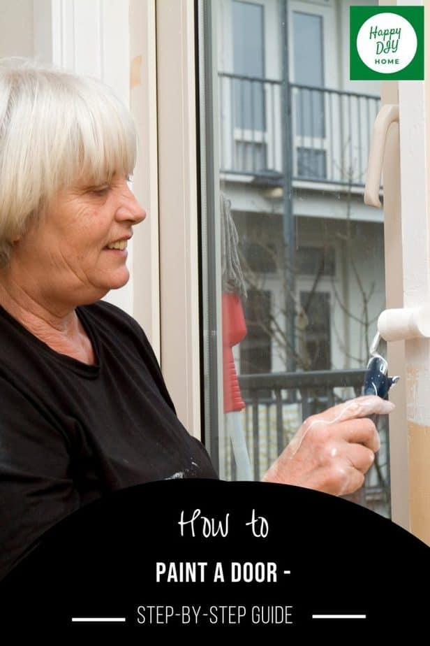 How to Paint a Door 2