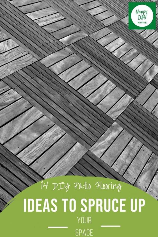 Patio Flooring 2