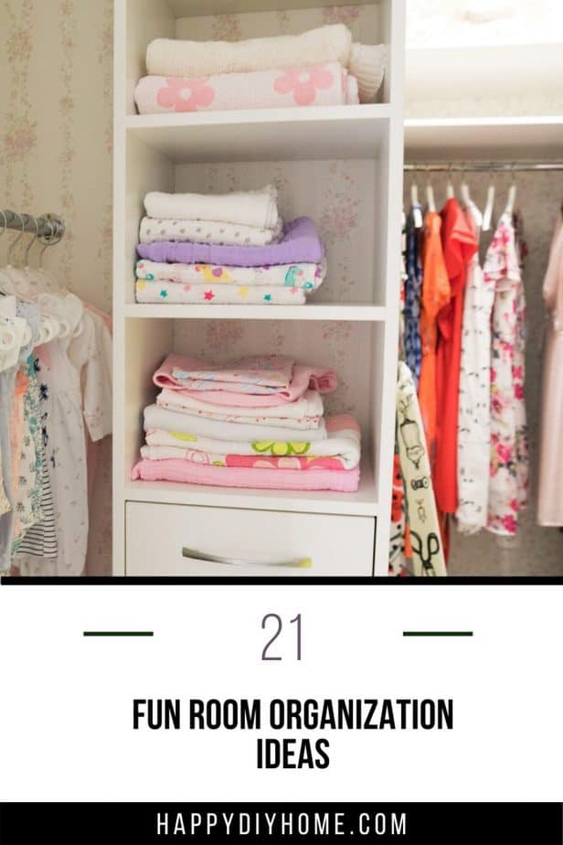 Room Organization 1