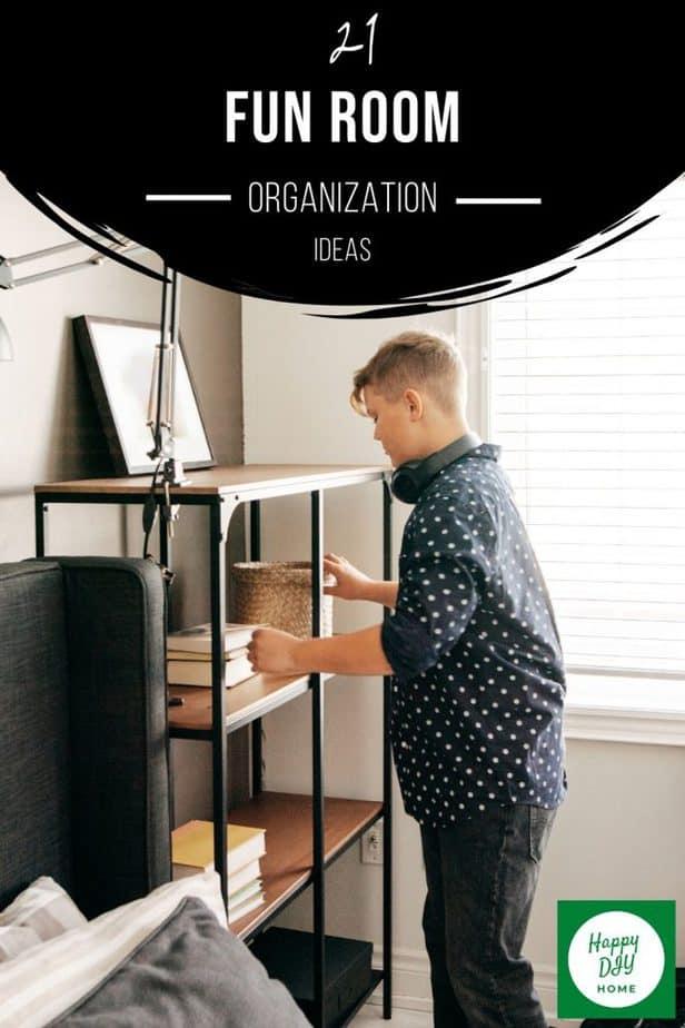 Room Organization 2