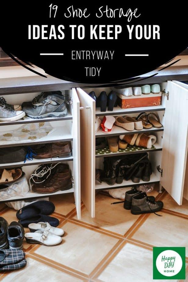 Shoe Storage Ideas 2