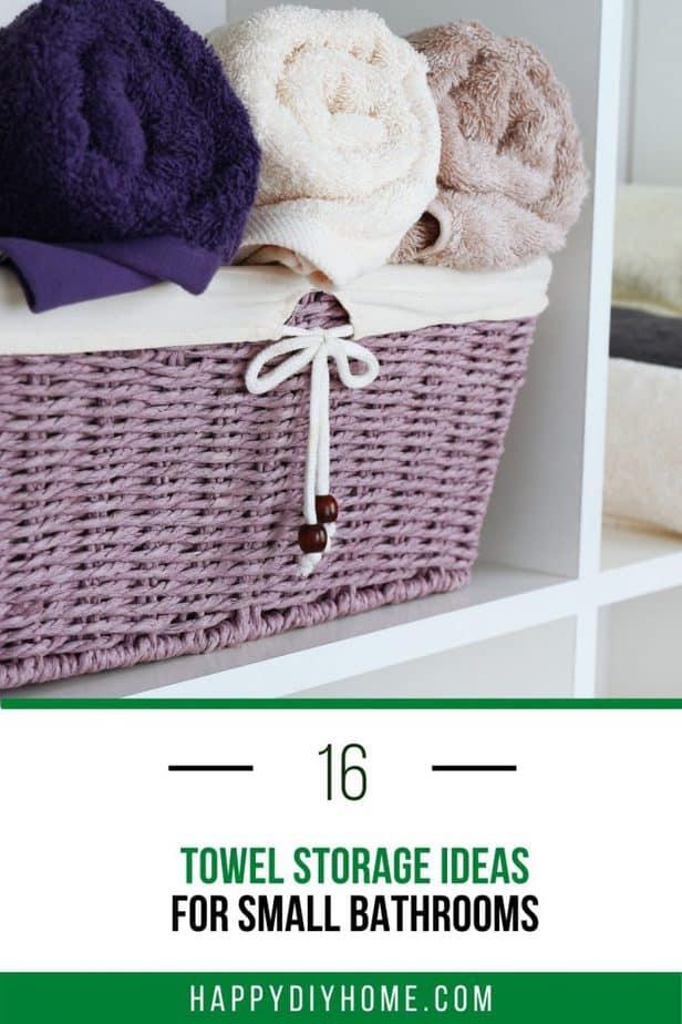 Towel Storage 1