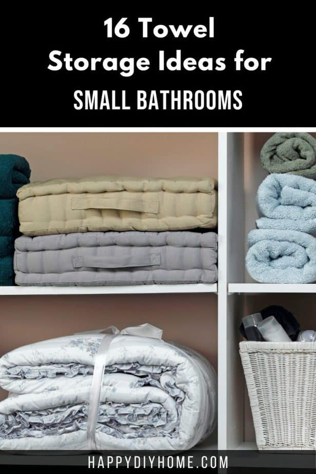 Towel Storage 2