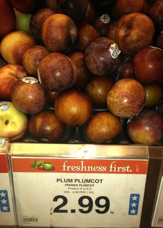 7 Plumcot