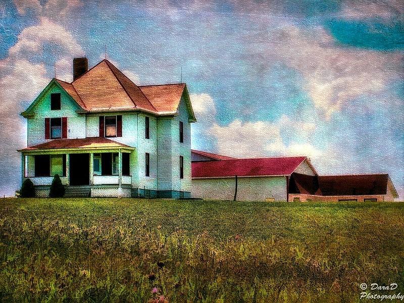 8 Farmhouse