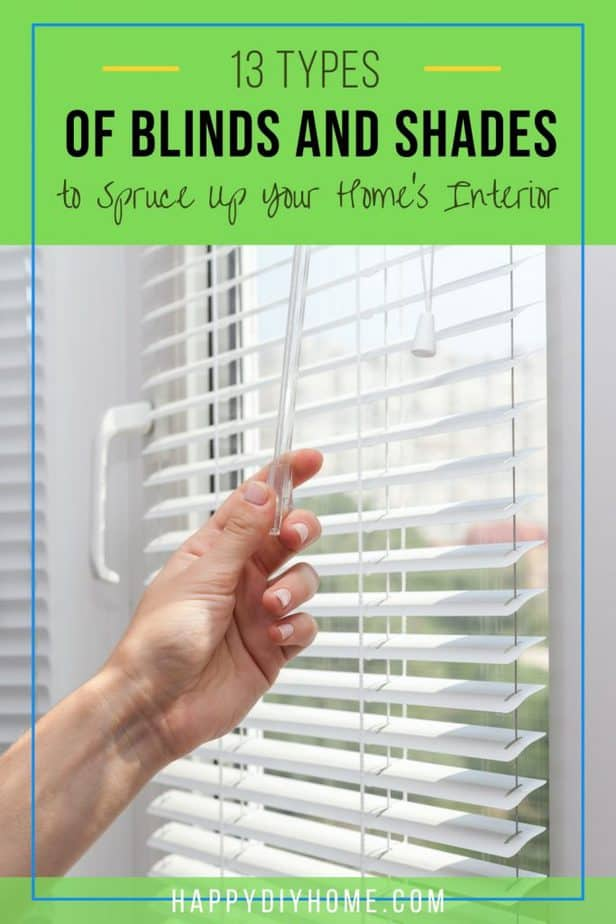 Types of Blinds 1